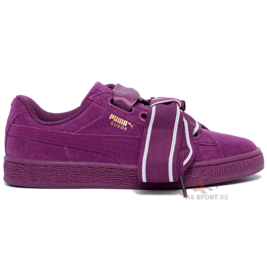 Suede Hart Satin Ii Wns