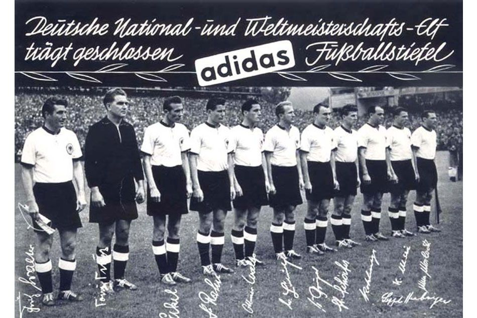 Adidas World Cup 1954